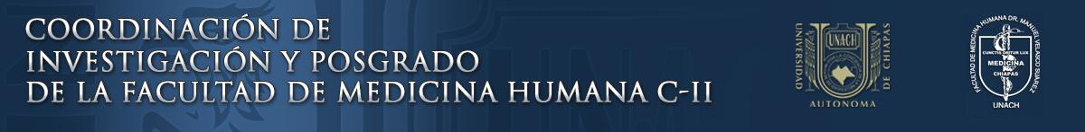 Coordinación de Investigación y Posgrado de la Facultad de Medicina Humana C-II